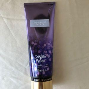 victoria secret confetti flower lotion New
